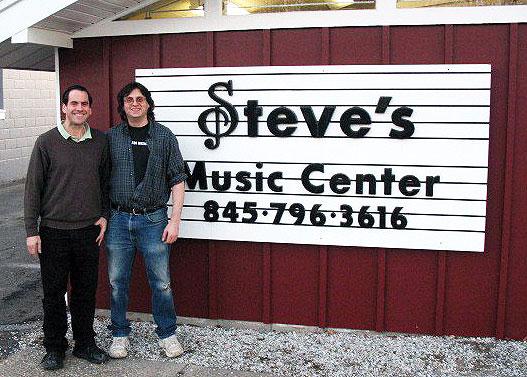 Steve's Music Centert