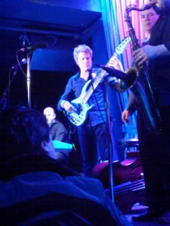 Taurus ZEBU User Kyle Eastwood @ The Blue Note NYC!!!