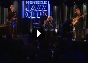 Stew Cutler at Montreux Jazz Club