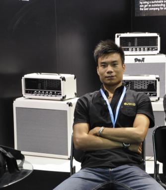 Dr J Pedal Lover Amp