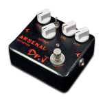 D51 - Dr J Arsenal Distortion
